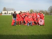 Reserven kampioen 2013-2014